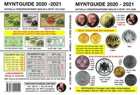 bokomslag Myntguide Nr 54 2020-2021