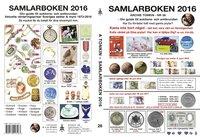 bokomslag Samlarboken 2016 Nr 26