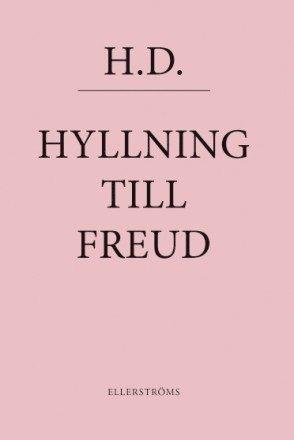 bokomslag Hyllning till Freud
