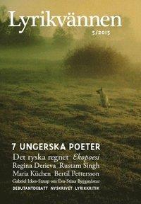 bokomslag Lyrikvännen 5(2015)