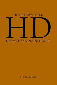 bokomslag Hermetiska definitioner