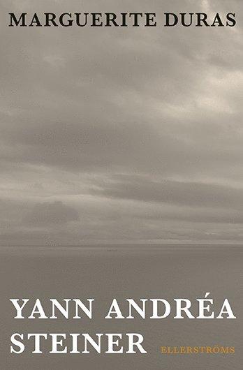 bokomslag Yann Andréa Steiner