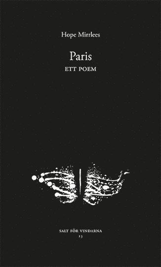 bokomslag Paris. Ett poem