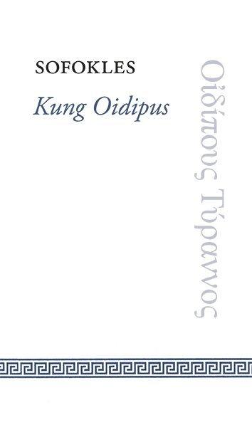 bokomslag Kung Oidipus
