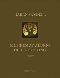 bokomslag Musiken av aldrig och ingenting : elegier