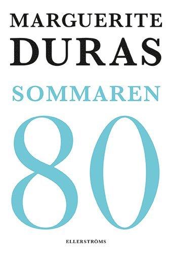 bokomslag Sommaren -80