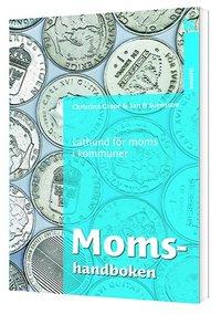 bokomslag Momshandboken – Lathund för moms i kommuner