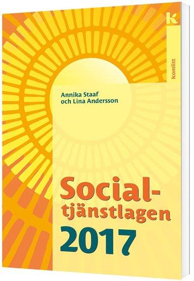 bokomslag Socialtjänstlagen 2017