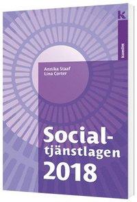 bokomslag Socialtjänstlagen 2018