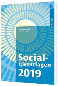 bokomslag Socialtjänstlagen 2019