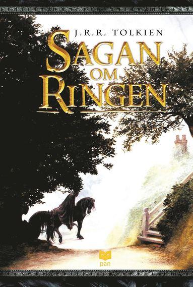 bokomslag Sagan om ringen