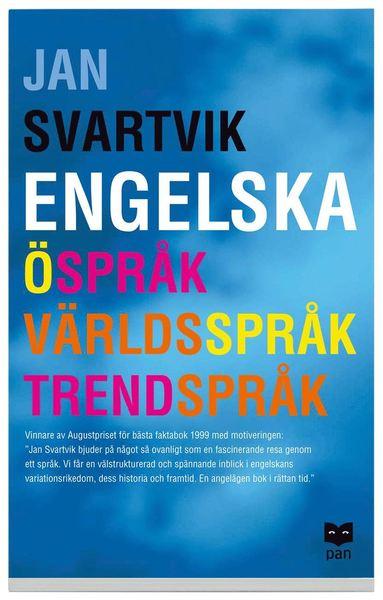 bokomslag Engelska - Öspråk, världsspråk, trendspråk