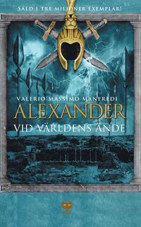 bokomslag Alexander : Vid världens ände