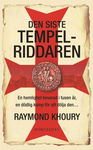 bokomslag Den siste tempelriddaren