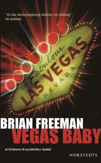 bokomslag Vegas Baby