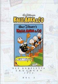 Kalle Anka & Co Den kompletta årgången 1951 del 2