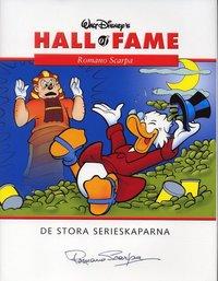 bokomslag Walt Disney's hall of fame : de stora serieskaparna. 02, Romano Scarpa