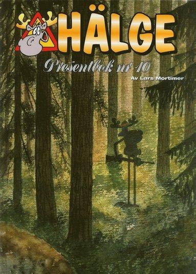 bokomslag Hälge : presentbok. Nr 10