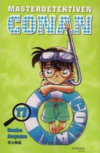 bokomslag Mästerdetektiven Conan 17
