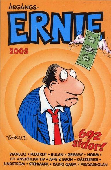 bokomslag Årgångs-Ernie. 2005