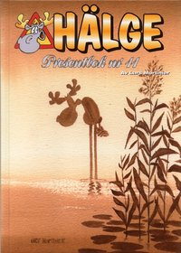 bokomslag Hälge : presentbok. Nr 11