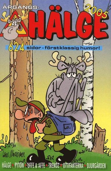 bokomslag Årgångs-Hälge. 2005