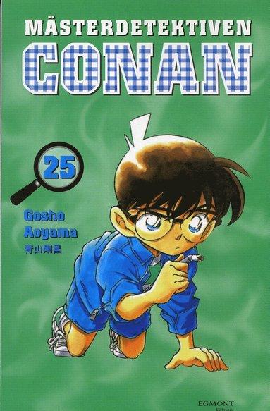 bokomslag Mästerdetektiven Conan 25