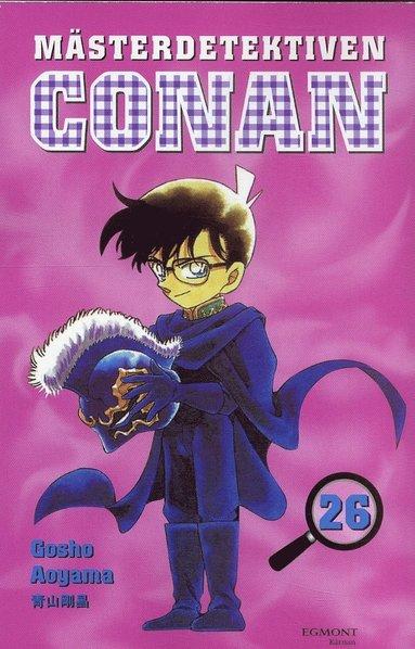 bokomslag Mästerdetektiven Conan 26