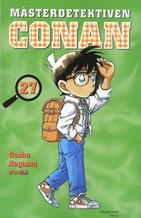 bokomslag Mästerdetektiven Conan 27