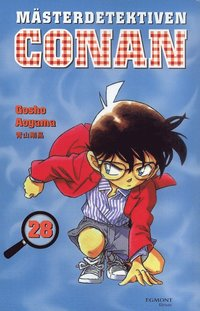 bokomslag Mästerdetektiven Conan 28