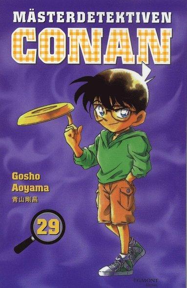 bokomslag Mästerdetektiven Conan 29