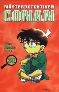 bokomslag Mästerdetektiven Conan 30