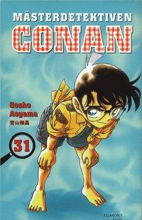 bokomslag Mästerdetektiven Conan 31