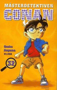 bokomslag Mästerdetektiven Conan 32