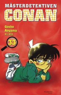 bokomslag Mästerdetektiven Conan 33