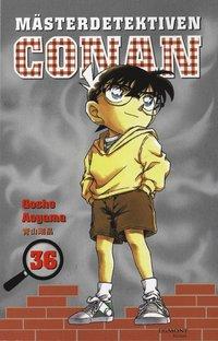 Mästerdetektiven Conan 36