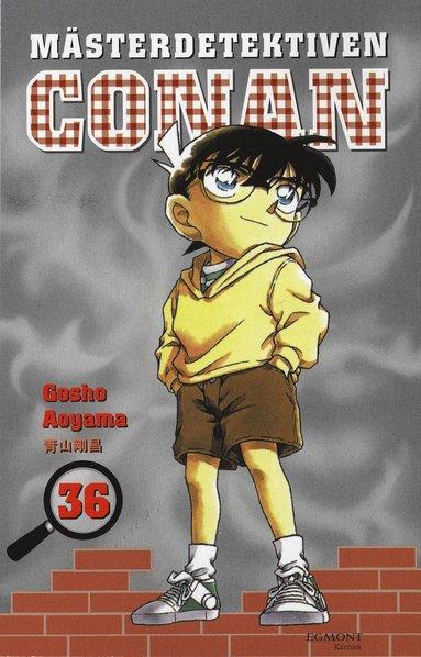 bokomslag Mästerdetektiven Conan 36