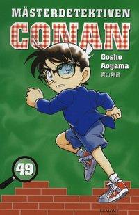Mästerdetektiven Conan 49