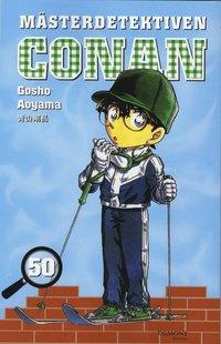 Mästerdetektiven Conan 50