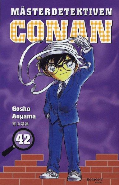 bokomslag Mästerdetektiven Conan 42