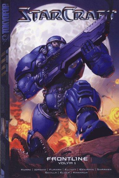 bokomslag Starcraft Frontline 1