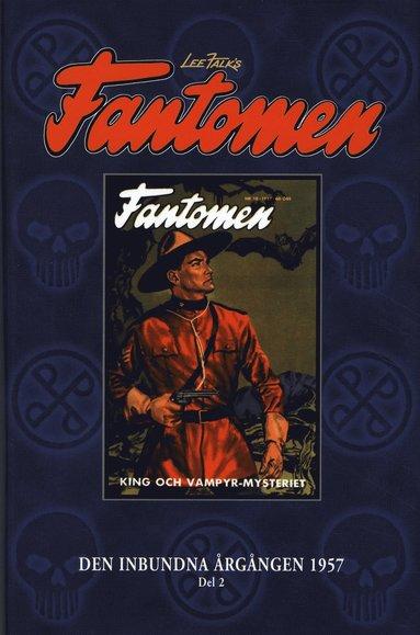 bokomslag Fantomen. Den inbundna årgången 1957. D. 2