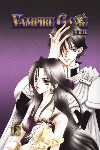 bokomslag Vampire Game 13