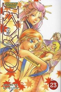 bokomslag Samurai Deeper Kyo 23