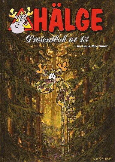 bokomslag Hälge Presentbok. Nr 13