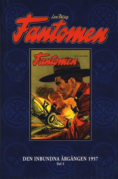 bokomslag Fantomen. Den inbundna årgången 1957. D. 3