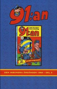bokomslag 91:an : Den inbundna årgångar 1964 Vol. 2