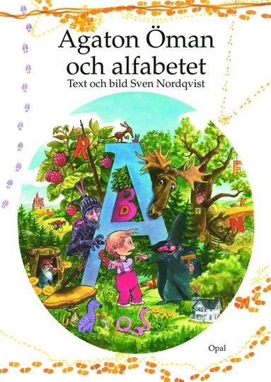 bokomslag Agaton Öman och alfabetet