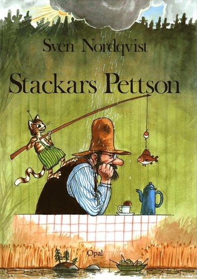 bokomslag Stackars Pettson