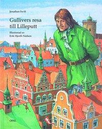 bokomslag Gullivers resa till Lilleputt